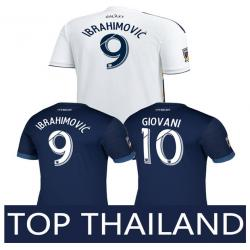 best website efc74 1ab3e Zlatan Ibrahimovic Soccer Jersey La Galaxy MLS 2018 Football Giovani Los  Angeles Camisetas Shirt Maillot yuprawn 409753760